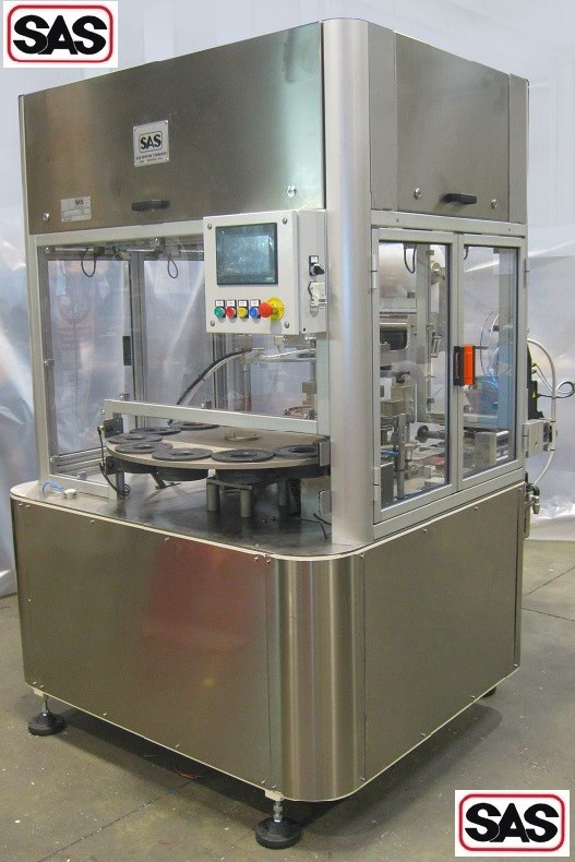 soap wrapping machine